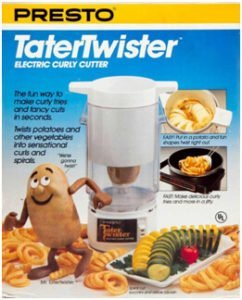 Presto-Tater-Twister-Curly-Cutter