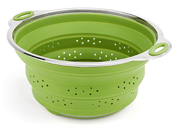 Collapsible-silicone-Colander