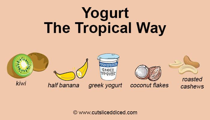 Yogurt the tropical way